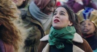 La Lutte des classes : Photo Leïla Bekhti