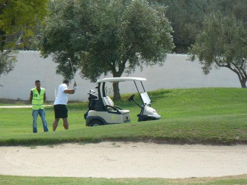 Stage d'initiation de 4 jours au golf Djerba, Tunisie