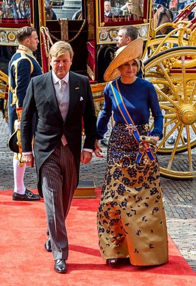 Prinsjesdag - ouverture du parlement aux Pays Bas