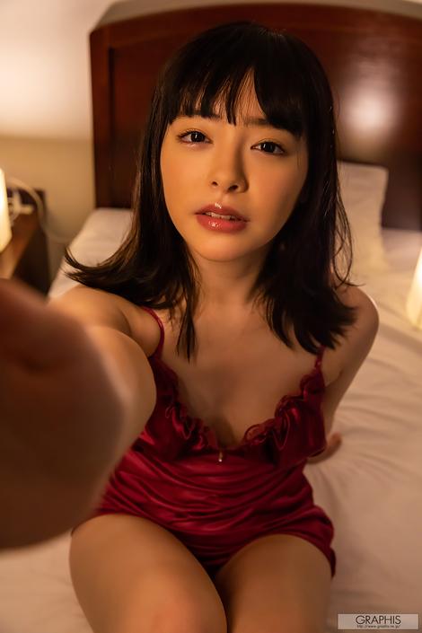 "WEB Gravure : ( [Graphis] - | Graphis Gals - Serie.2 | Yuna Ogura/小倉由菜 : ""Yunacent Cute"" )"