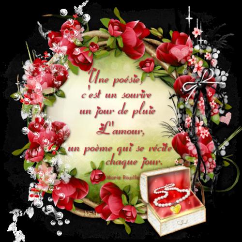 Je Vous Souhaite  Une Bonne Saint Valentin Pour Tous Mes Amis