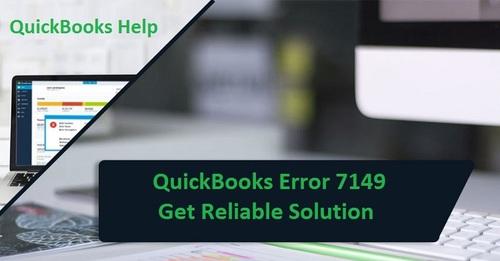 QuickBooks Error 7149