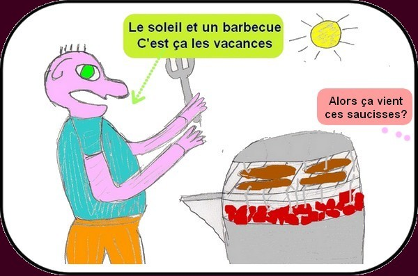 le barbecue de tiot