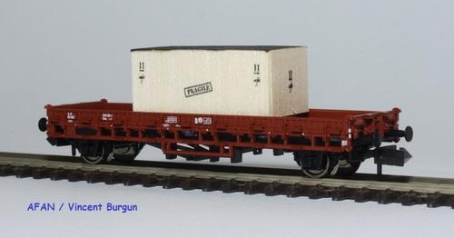 Fleischmann : 2 nouveaux wagons