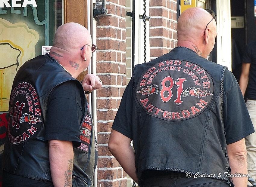 Ambiance jeune à Amsterdam