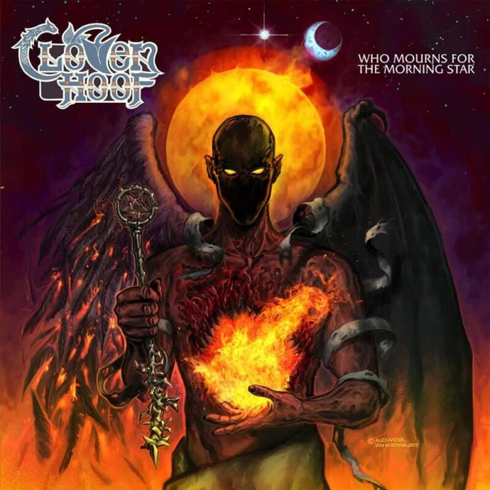 Cloven Hoof - Who Mourns for the Morning Star? (2017)