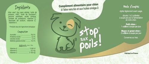 Dites bye bye au poils avec Stop aux poils !!!