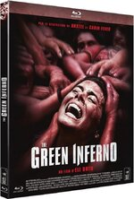 [Blu-ray] The Green Inferno