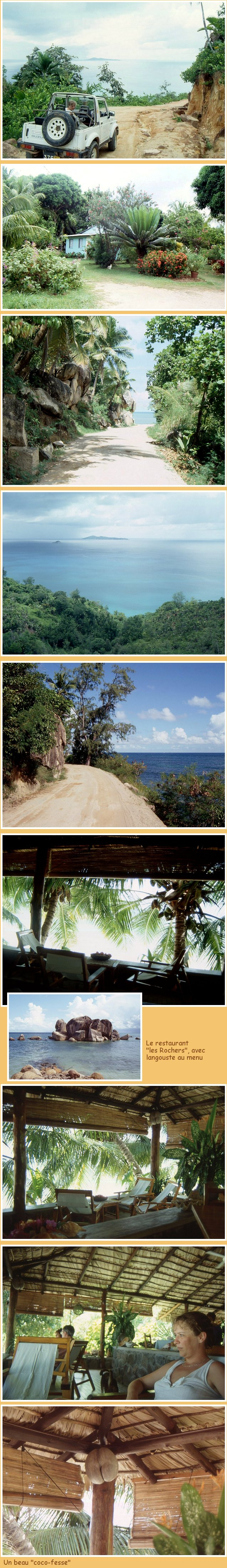 Les Seychelles - 7