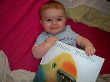 Un gorille - Anthony Browne (1)