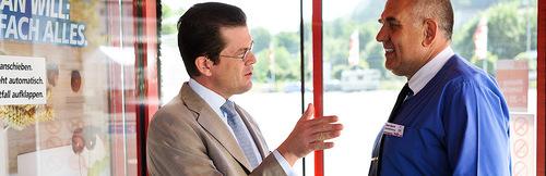 Guttenberg und der Einzelhandel