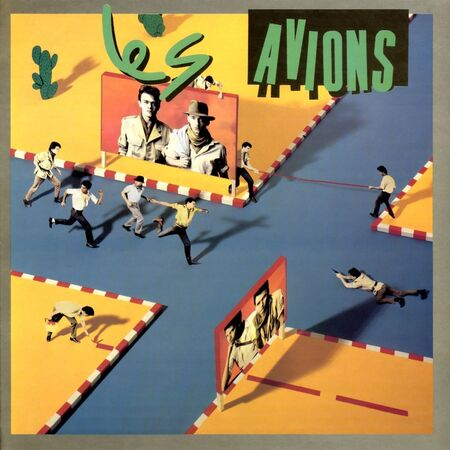 Frenchy But Chic # 130: Les Avions - ST (1982)