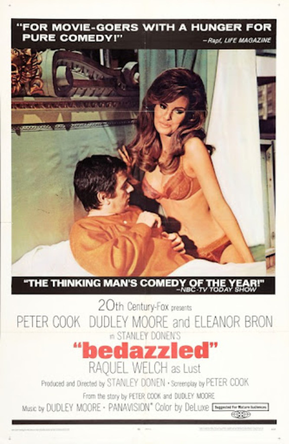 BEDAZZLED box office USA 1967