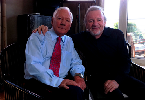 Gay Byrne - Colm Wilkinson