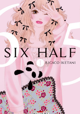 Six half vol.1 (manga)