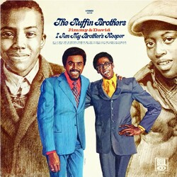 The Ruffin Brothers - I Am My Brother's Keeper - Complete LP