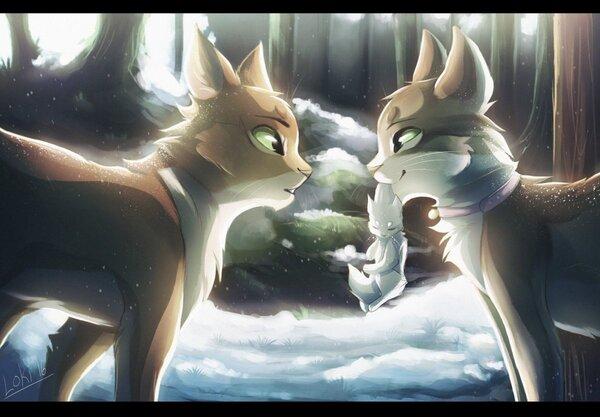 Les chats domestiques