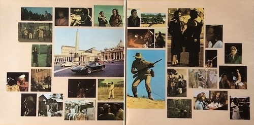 "1973 : Album "" Super Fly T.N.T. (Original Motion Picture Soundtrack) "" Buddah Records 2318 087 [ UK ]"