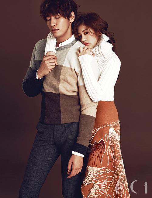 Kim Young Kwang et Jung So Min pour Céci