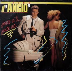 Pino D'angio - Gente Si' & Gente No - Complete LP