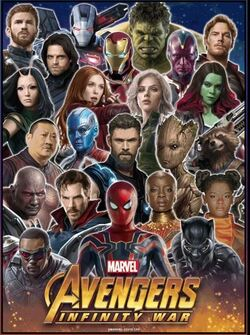 Avengers Infinity War Full Movie MKV (HD) download torrent && free watch online @> >  Screenrant