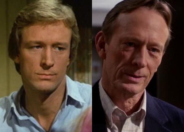 Ted Shackelford (Gary Ewing)