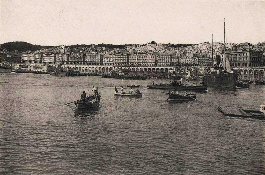 Le Port et la Casbah
