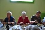 Le repas du 14 juin à Fleury-sur-Orne