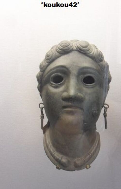 Echappée belle Saint-Germanoise. Le Musée des Antiquités Nationale (4).
