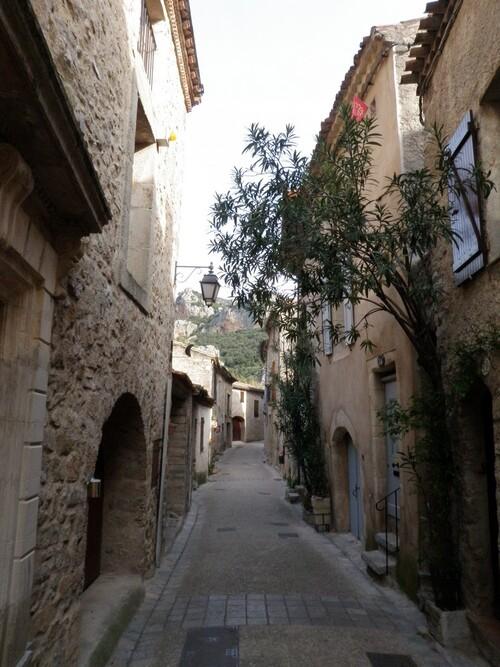 Jour 1 : De Saint Guilhem à la Barre