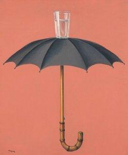 Les femmes, les parapluies et les ombrelles dans la peinture