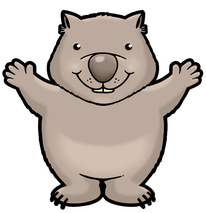 Where is the Wombat ?
