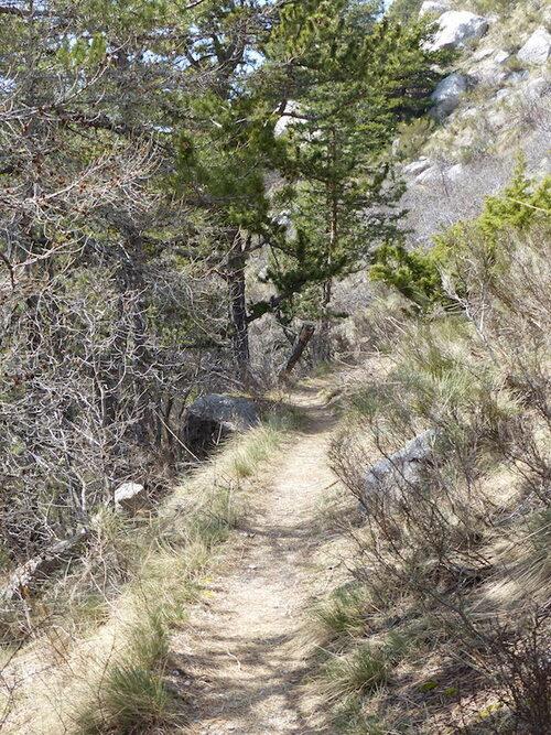 Cascade de Céüse