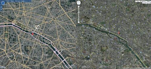 Google maps vs Virtual earth