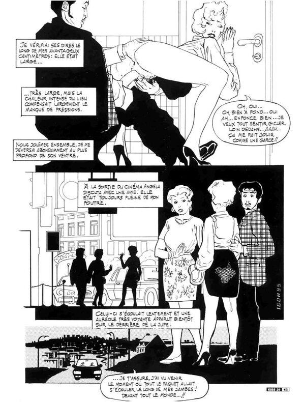 Igor @Les femmes