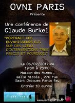 Le 06 février 2017, Claude Burkel à Ovni Paris