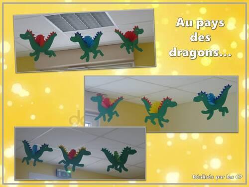 Au pays des dragons...