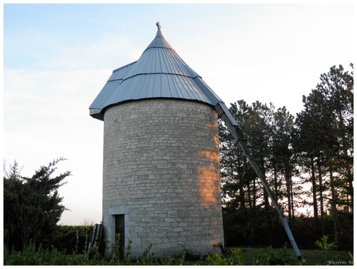 Les 3 moulins de Castelnau-Montratier