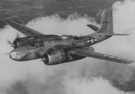 Douglas A-26 Invader modèle B (Etats-Unis)