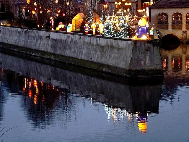 Le sentier des lanternes à Metz 5 Marc de Metz 09 12 2012
