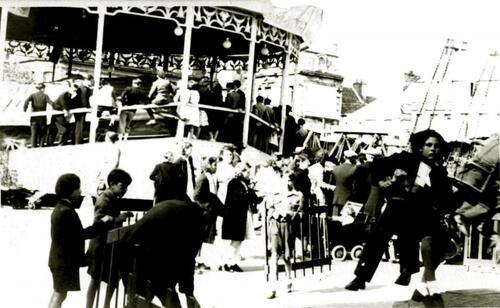 Calais: Depuis 1992, il n'y a plus de fêtes foraines place Crèvecœur