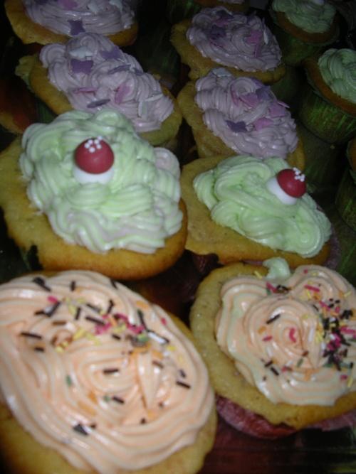 De bons cupcakes tout simplement