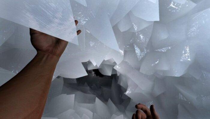 Découvrez la Géode Géante de Pulpi, l'incroyable grotte de cristal qui ouvre au public en 2019 !