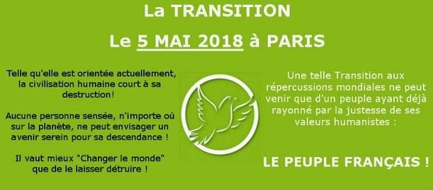 CNTF - Evénements du 5 mai 2018 en direct , place de la CONCORDE à Paris