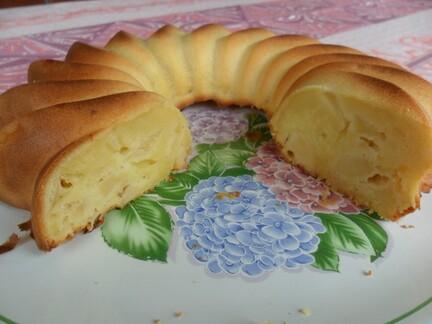 *** Gâteau aux pommes à l'ancienne ***