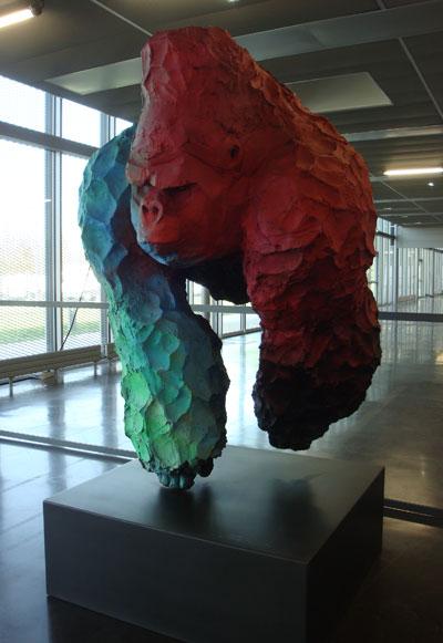 Retour du salon international d'Art contemporain de Nantes !
