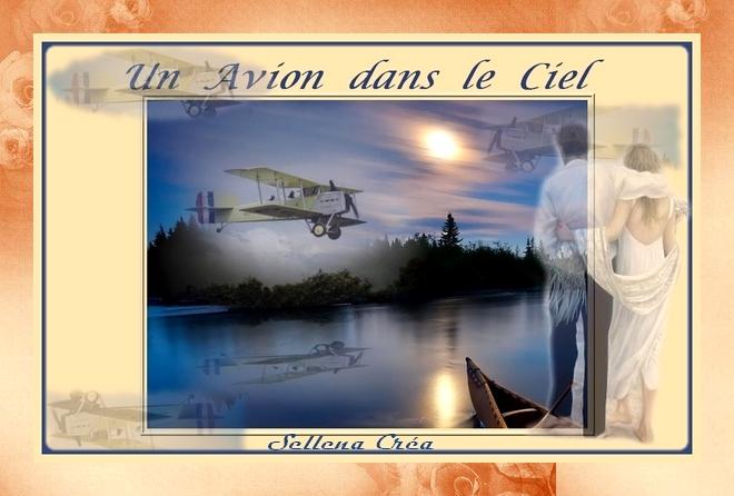 185 - Un Avion dans le Ciel
