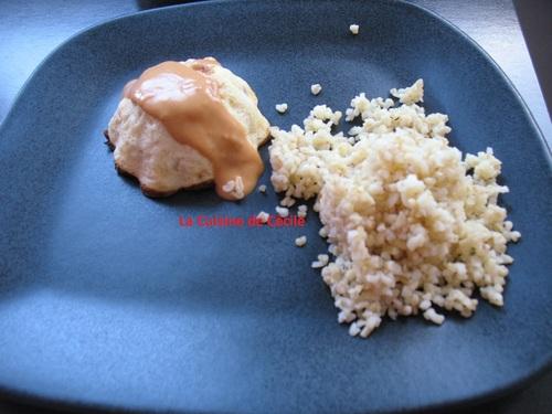 Terrine de poisson coeur de bisque de homard