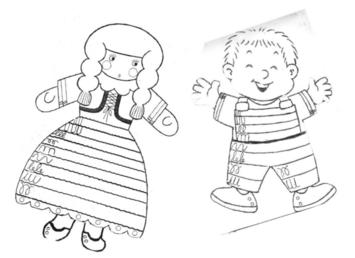Révision des graphismes de maternelle