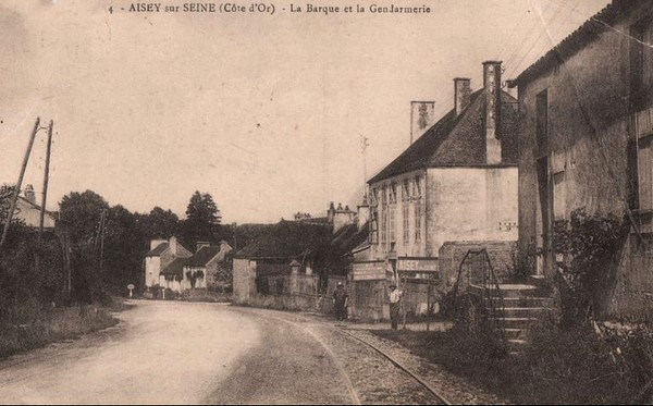 Souvenirs de Pierre Roy : les artisans à Aisey sur Seine au XIXème siècle (seconde partie)